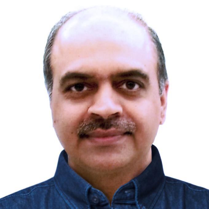 Kishore's Portrait